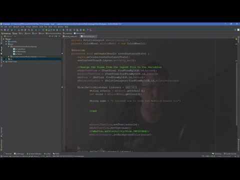 New Coding video: How to make a debug log in Android