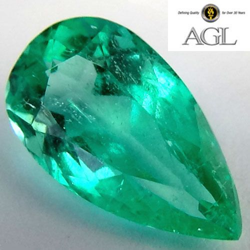 Details about 8.70 Ct <b>Natural Green</b> Colombian <b>Emerald</b> AGSL ...