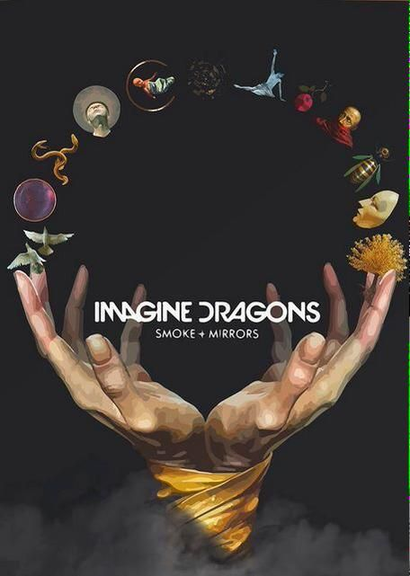 This album is creative and distinct... Love imagine dragons forever, always a supporter of the three Dans and Ben.