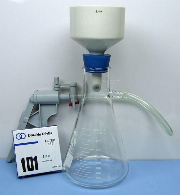 dry column vacuum chromatography pdf