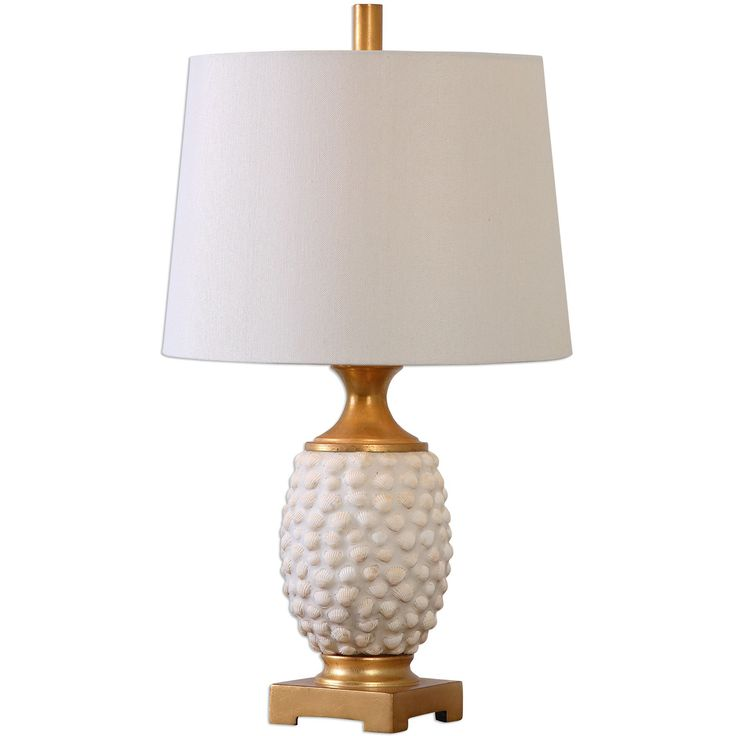 Lazio Table Lamp in Cream | Uttermost | Home Gallery Stores