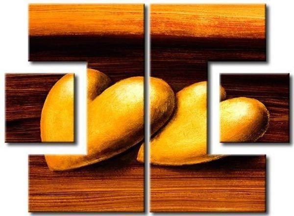 resultado de imagen para cuadros modernos para comedor