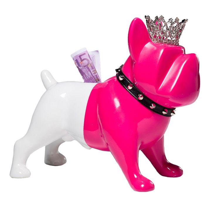 Pokladnička King Dog Pink | DOGG 899,-