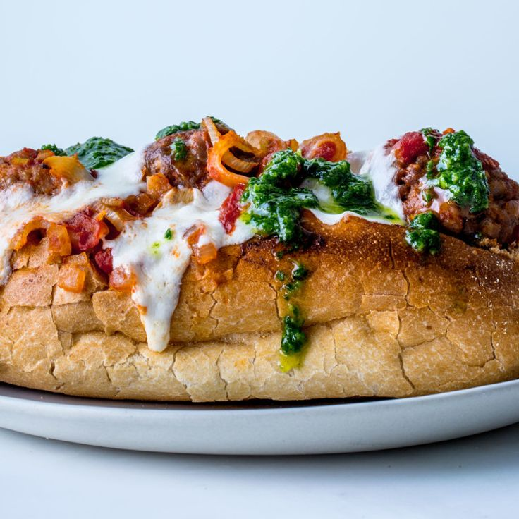 25+ best ideas about Meatball sandwiches on Pinterest ...