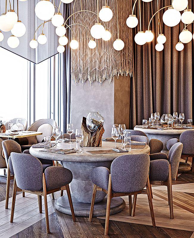 Юна Мегре —самый стильный дизайнер года • Портфолио • Интерьер+Дизайн