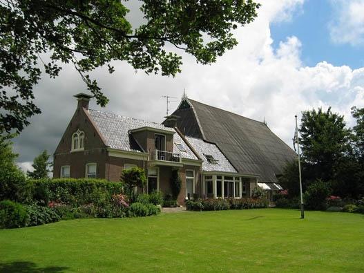 Bêd en Brochje Bierma, Bed and Breakfast in Hallum, Friesland, Nederland | Bed and breakfast zoek en boek je snel en gemakkelijk via de ANWB