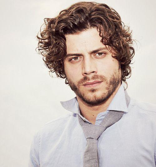 François Arnaud at MIPCOM 2012x