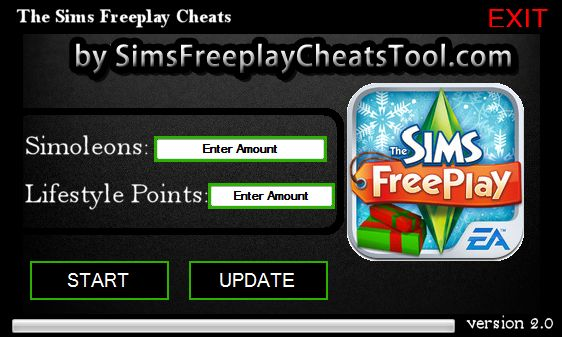 Download The Sims Freeplay Cheats and Hack on iOS, PC and Android Well, if you are 100% sure that you'll require cheats for sims freeplay then check out below. Here you can find download button, just Click and you will open a new … Continue reading →