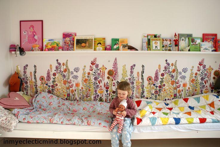 Nietypowy dom, (nie) bardzo typowej rodziny.: Pokój najmłodszych