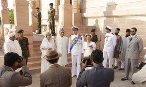 Smiles all round in Gurinder Chadha's film