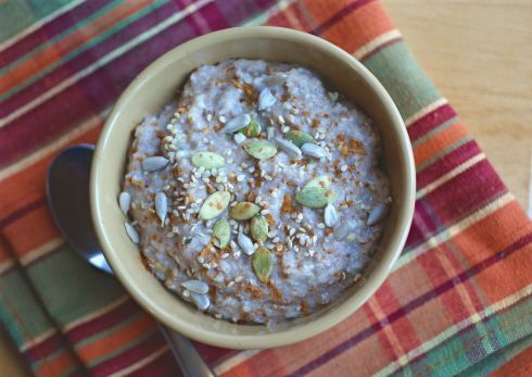 Anti-Candida Breakfasts: What Do You Eat?  A list of #vegan and #candida diet friendly breakfast recipes.| rickiheller.com