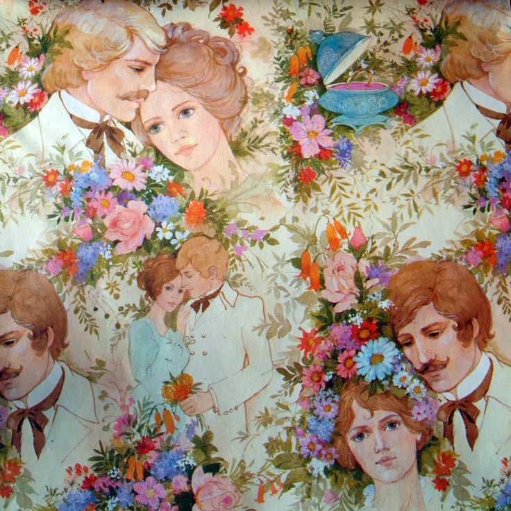 Vintage Wedding Gifts: 17 Best Images About Vintage Gift Wrap On Pinterest
