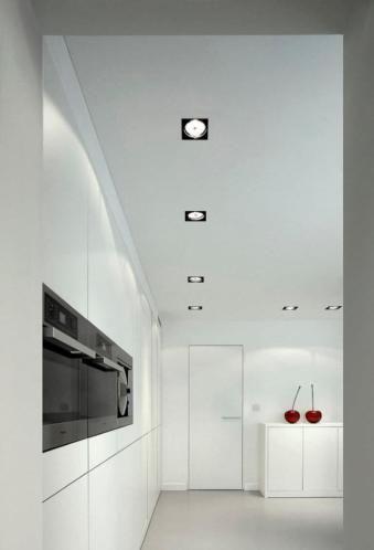 Afbeeldingsresultaat voor spots plafond verlaagd verbouwen