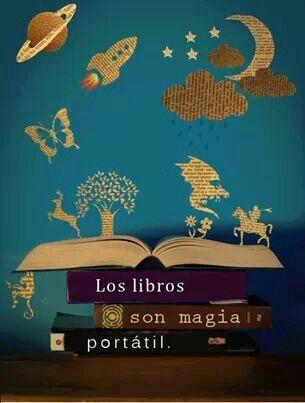 Los libros son...