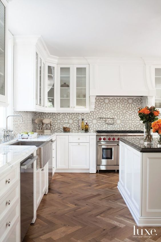 18 best Modern Kitchens images on Pinterest | Contemporary unit ...