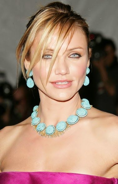 Turquoise Jewelry inspired from south-western style is a trend of jewelry is a favorite of celebrities.