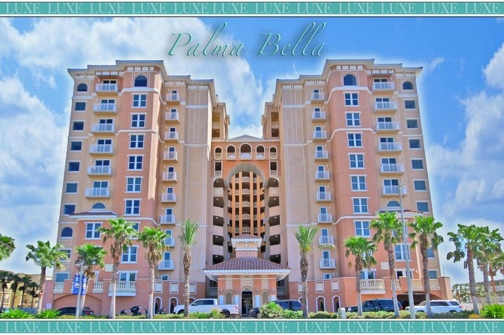Located at 3245 S Atlantic Ave in Daytona Beach Shores, Florida, Palma Bella condominium offers direct oceanfront condo residences with three-bedrooms, two and three-bathrooms, and 2,182 to 2,862 square feet. Palma Bella condominium was developed by Cook Development in 2007 with 74-units. Palma Bella is a pet friendly condominium permitting two-dogs or cats less than 60lbs. Located at 3425 S Atlantic Ave Daytona Beach Shores Call 386.299.4043