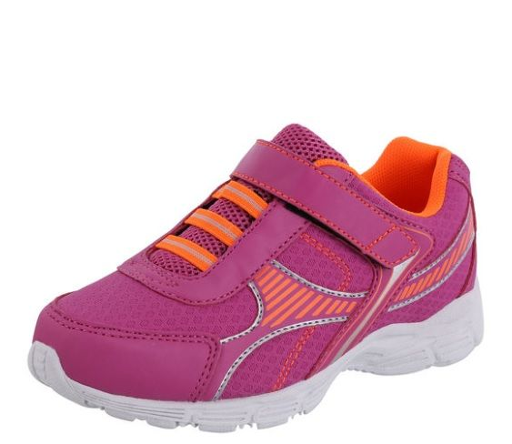 SmartFit Charter Run Sneakers A. Payless - $16.99 B. I let my daughter chose the color. C. My daughter needed new sneakers for gym class. She likes these so much I plan on buying a second pair for everyday at use.