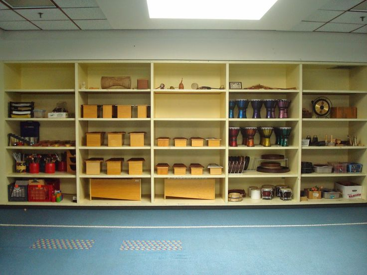 23 Best Images About Percussion Storage Ideas On Pinterest