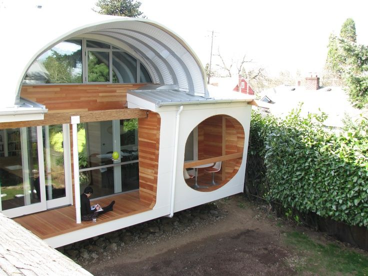 68 best images about quonset huts on pinterest steel for A frame hut plans