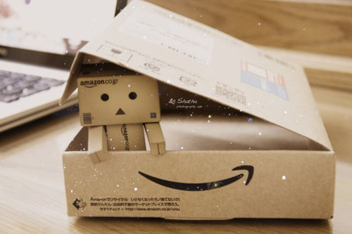 i put a box in your box #danbo