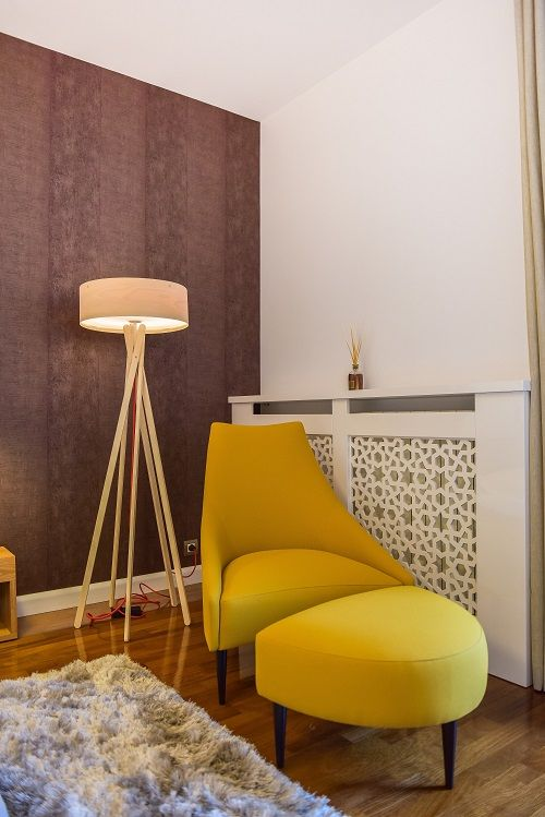 Master bedroom spot | KiwiStudio | Design contemporan si New Scandinavian pentru apartament mare
