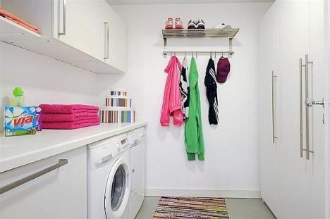At alt har sin plass forenkler livet på vaskerommet.