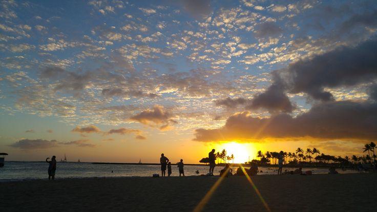 Coucher de soleil  | Haleiwa, HI 96712, USA