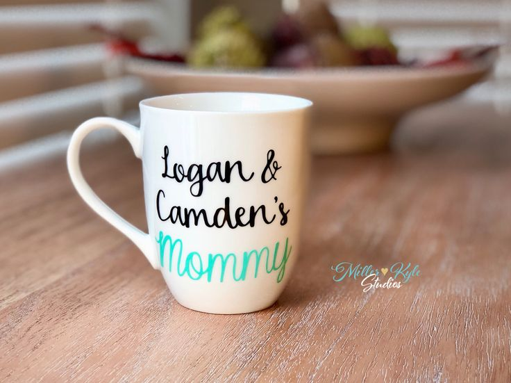 Excited To Share The Latest Addition To My #etsy Shop: Custom Coffee Mugs  Personalized