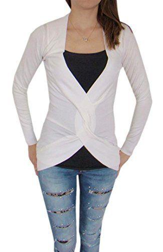 Damen Wickel-Shirt Pulli Wickeltop Mädchen WickelPulli Gr.M/L, http://www.amazon.de/dp/B01G3YMFCC/ref=cm_sw_r_pi_awdl_xs_qThsyb53EJ56Y
