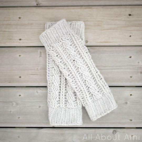 Crochet boot cuffs leg warmers