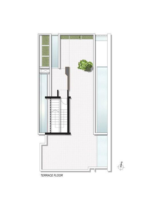 Badri Residence,Plan