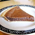 What's the best chocolate pie in the world? Oh, it's this one. Chocolate chess pie (a la Ukrop's)