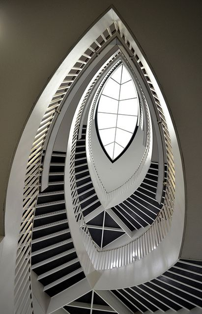 Staircase 1 by ChicagoGeek