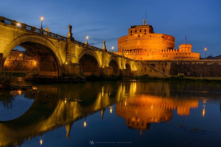 Castel Sant'Angelo - Castel Sant'Angelo, Vatican City, Italy