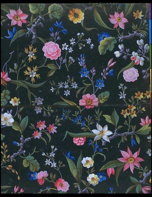 William Kilburn. Эскиз. Англия. 1788-1792 год.: