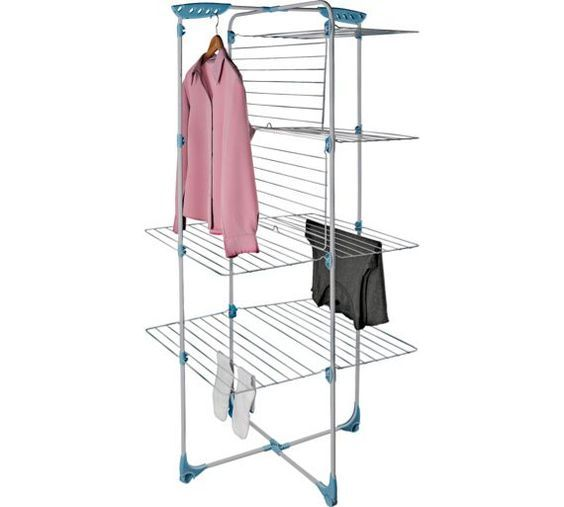 Awesome Buy Minky Tower m Indoor Clothes Airer at Argos co uk visit Argos