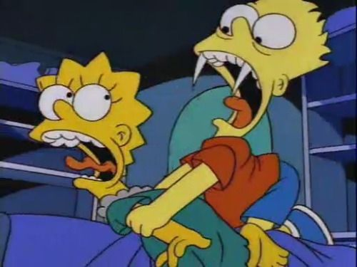 16 best TV - Comedy - Simpsons - Halloween images on Pinterest ...