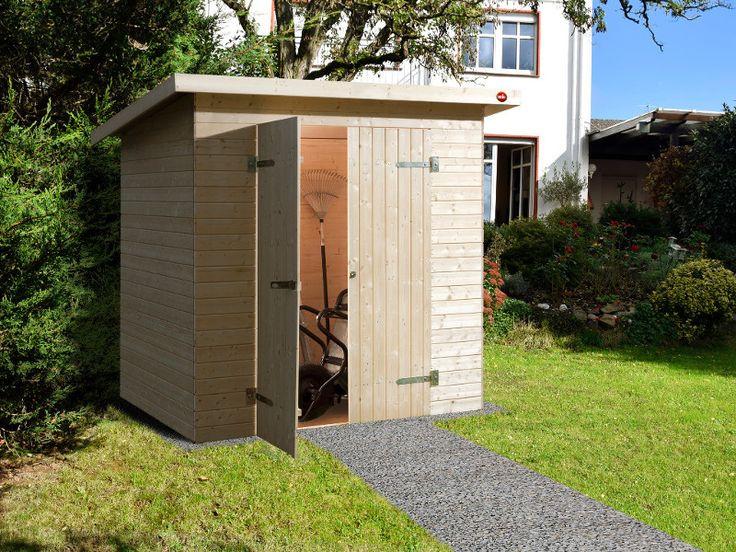 Weka Gartenhaus AKTIONSHAUS 7 Elementbauweise