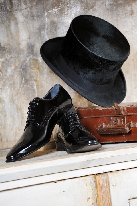 Mike black #herenschoenen  #trouwschoenen