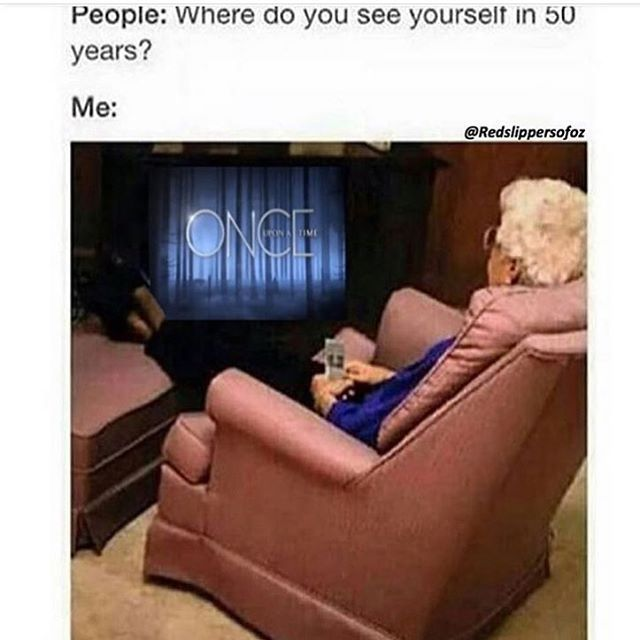 Nothing more accurate. #OnceUponATime