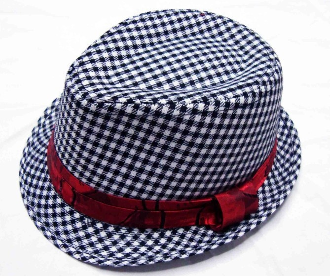Only one left!  (http://www.little-mister.com/the-godfather-fedoras/)