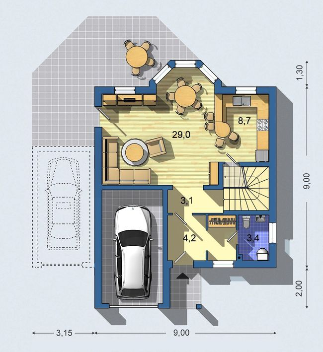 To Realization House Project Dominant 114 Page) You Get A Free Itemized  Budget.