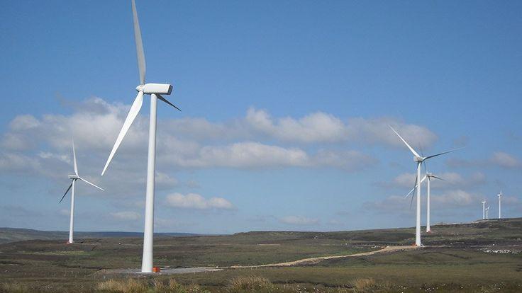 Aggreko Supplies Generators to Jeffrey's Bay Wind Farm