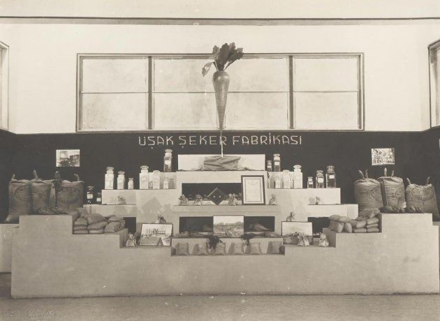 Uşak Şeker Fabrikası tarafından üretilen bazı ürünler