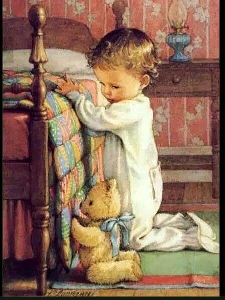 ♡with a teddy bear