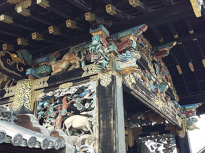 Nishi Honganji Temple ~ Kyoto