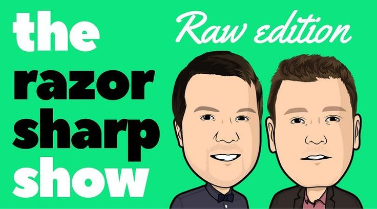 #razorsharp listen to the podcast. Link in the bio.  EP 057 : (RAW EDITION) OUR BUSINESS FAILS AND WINS  PART 3