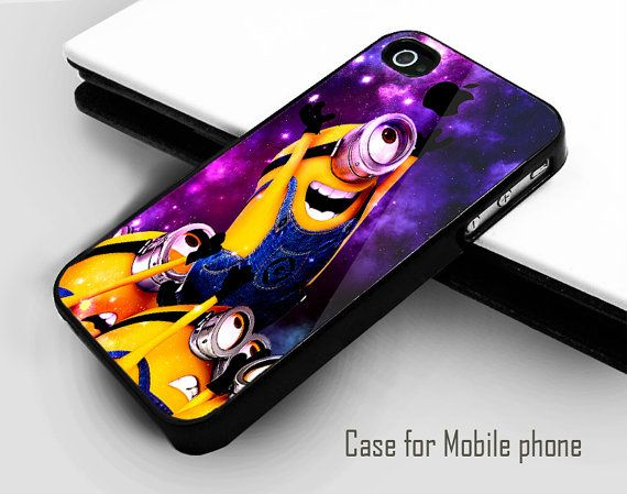 Hey, I found this really awesome Etsy listing at https://www.etsy.com/listing/165335210/minion-galaxy-new-custom-case-for-iphone