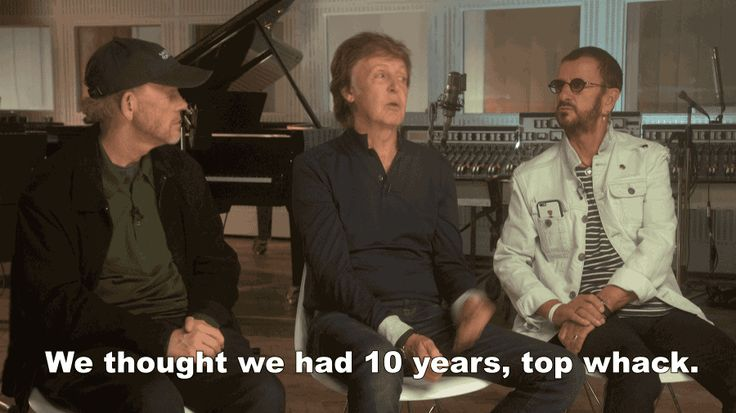 Paul McCartney and Ringo Starr, as well as director Ron Howard, spoke to BuzzFeed about their new documentary, The Beatles: Eight Days a Week – The Touring Years.